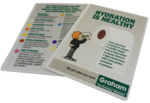 Hydration Cards